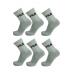 Fila calze di spugna da tennis unisex ART.F9000/9505 (3 PAIA) BLU-GRIGIO-NERO